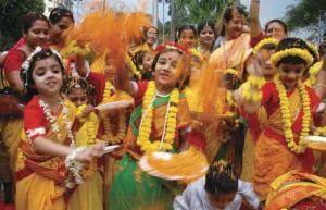hindu singing