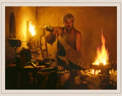 The Refiner's Fire by Lars Justinen (www.larsjustinen.com)