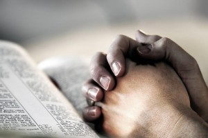 think and pray
