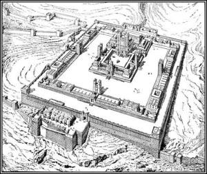 ezekiel temple
